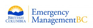 Colour Emergency Management BC Logo