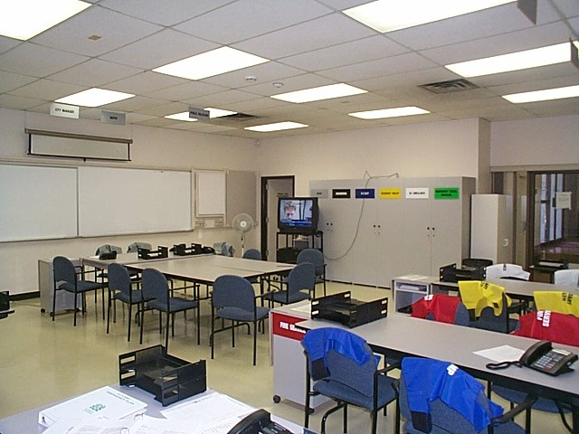 Surrey Emergency Operations Centre 2005