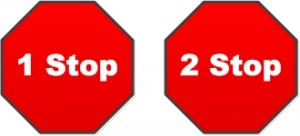 Registration and Referrals Two Stop Sign